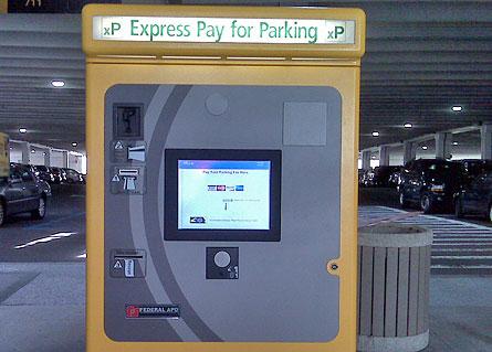 Parking Jfk John F Kennedy International Airport